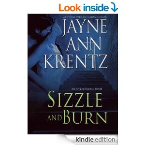 sizzle and burn cover